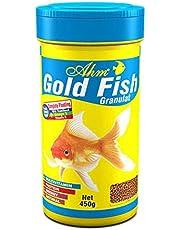 Ahm Gold Granulat 100 Ml Balık Yemi