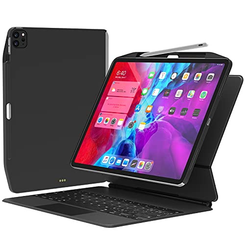 SwitchEasy CoverBuddy Magnetic Case for iPad Pro 11 Inch 2021 (3th Generation) & 2018,with Pencil...