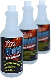 Firefreeze Fire Retardant Spray 32 Ounce Fire Block