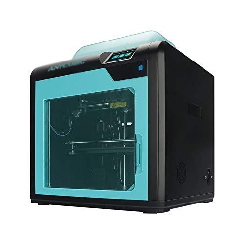 LINDANIG 3D imprimante Haute précision Plus Size Bureau Impresora 3D imprimante Kit DIY avec Auto Power Off (Couleur