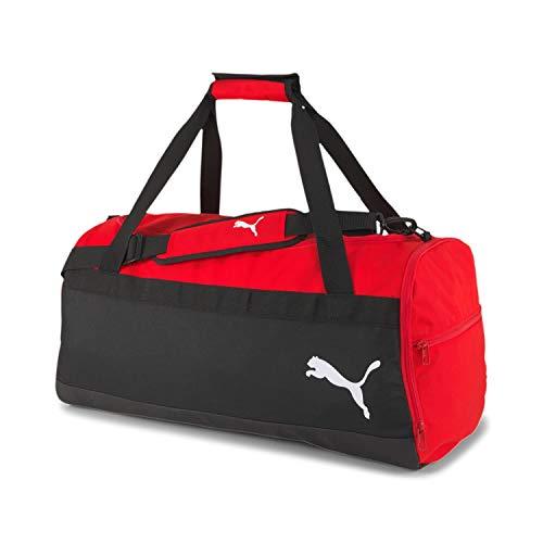 Puma teamGOAL 23 Teambag M Sporttasche, Red Black, OSFA