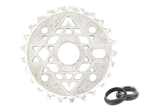 Fiend BMX Palmere - Plato para bicicleta (25 dientes, 19 mm, 22 mm, 24 mm)