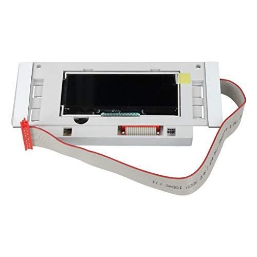 Bauknecht Whirlpool 481010364134 ORIGINAL Anzeige Display Bedienungseinheit Regeleinheit Bedienmodul Temperaturanzeige Elektroherd Backofen Herd auch Ignis Ikea Philips