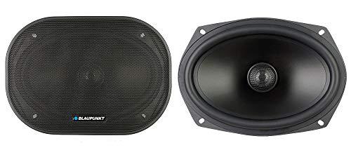 Blaupunkt MOT699 6' x 9' 2-Way Motorcycle Speaker IPX65 Marine Grade 600 Watts
