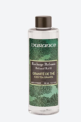 Durance en Provence Kollektion 'ArtDesignNature' - Duftbouquet 'Anregender Tee' (Granité de Thé) 250 ml Nachfüllflasche/Refill