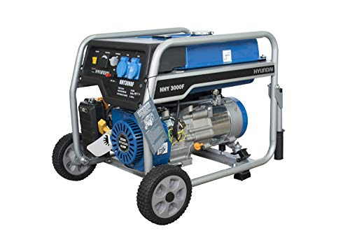 Hyundai HY-HHY3000FK, Generador Gasolina