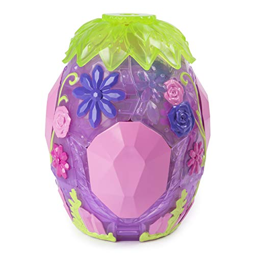 Hatchimals Crystal Canyon Secret Scene Playset with Exclusive Colleggtible, (Styles May Vary)