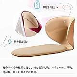 靴擦れ 靴ずれ 防止 2足セット かかとT型 インソール 両面テープ付 靴ぬげ対策 ヒールカップハイヒール・パンプス・ビジネスシューズ・ブーツ Bondpaw