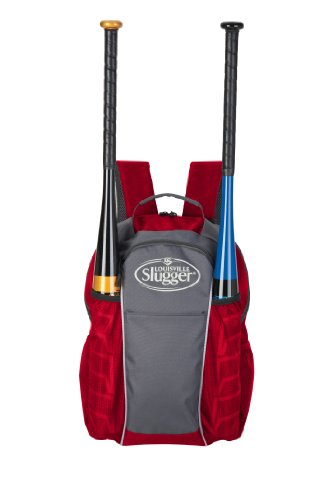 Louisville Slugger EB 2014 Series 3 Stick Baseball Bag, Scarlet