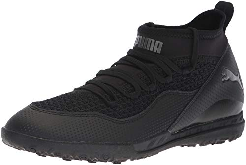 PUMA Men's 365 FF 3 ST Soccer Shoe, Black, 11.5 M US