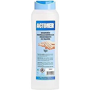 Actoner, Solución Hidroalcohólica, Glicerina Vegetal, Protección Activa, 600 ml