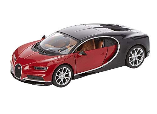 Maisto M39514 - Modellino in scala 1:24 per costruire il Chirone Bugatti