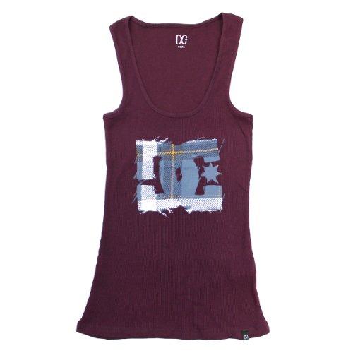 DC Shoes  - Camiseta de Running para Mujer, tamaño 38 UK, Color Potent purble