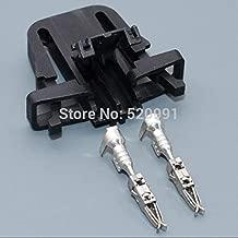 2 Pins Loud Speakers Sensor Plug 1J0 971 972 3B0 972 712 Waterproof Female Male Connectors For Audi For Skoda (1Set Female)