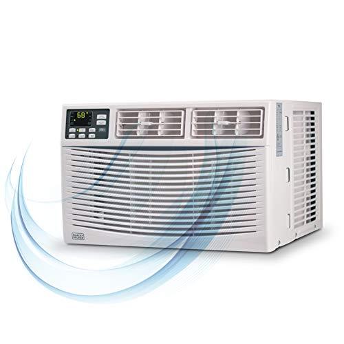 BLACK+DECKER BWAC08WTB 8,000 BTU Window Air Conditioner, White
