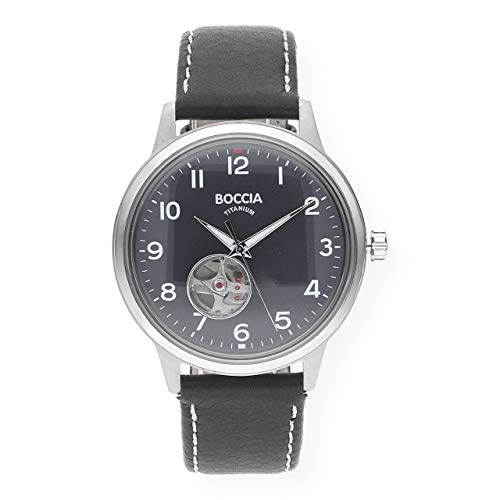 Boccia Automatische Uhr 3613-03