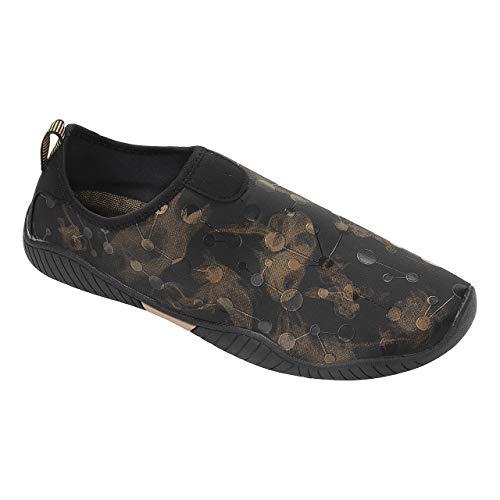 Fashy 75832541Aqua–Zapatillas Ancones, Color marrón