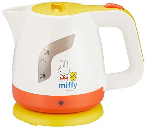 「MIFFY」 電気ケトル 0.8L DB-201