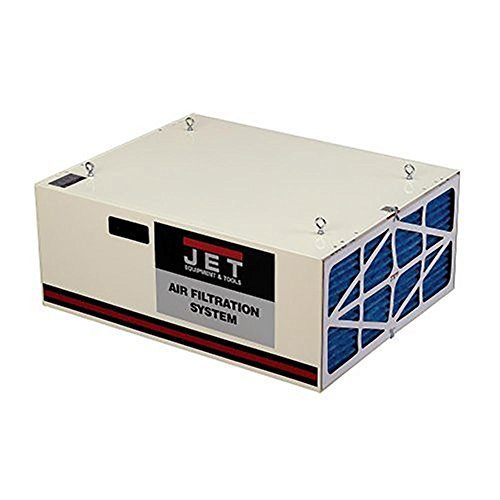 JET Air Filtration System with Electrostatic Pre-Filter