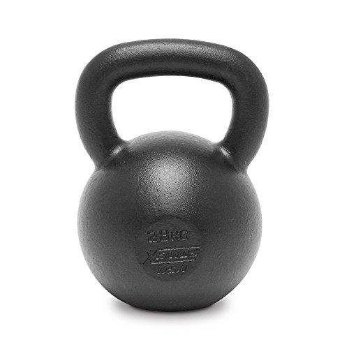 Xenios USA PSCIKBLH28 Pesa Rusas - Kettlebell Evolution 20 Kg Ideal para la práctica del Entrenamiento Funcional, WOD, potenciamiento muscularKettlebell Evolution