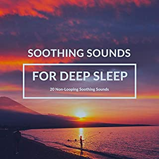 Soothing Sounds for Deep Sleep audiobook cover art