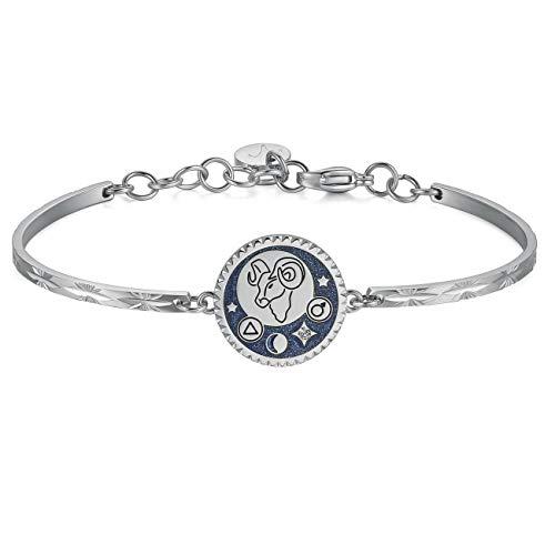 Brosway Jewels Bracciale Chakra Zodiaco BHK367 Ariete