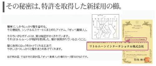 Littlemoon(リトルムーン)『コーム10本櫛-Pro-(iprlm007mb)』