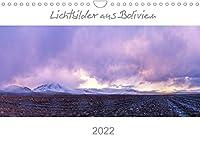 Lichtbilder aus Bolivien (Wandkalender 2022 DIN A4 quer): Bolivien - Berge, Lagunen u. La Paz (Monatskalender, 14 Seiten )