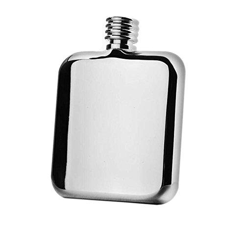 Pot de vin Pot Portable Little Flagon Whiskey Jug Portable Flagon