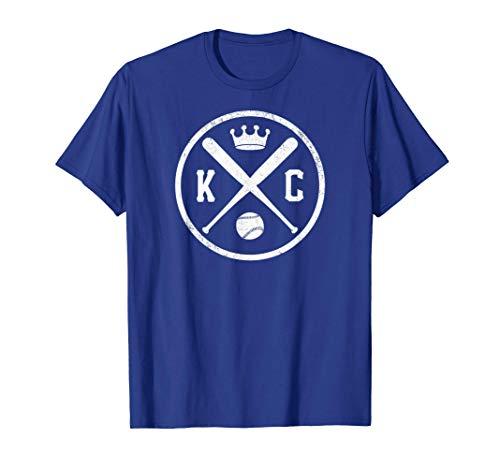 Retro Kansas City Baseball KC Royal…