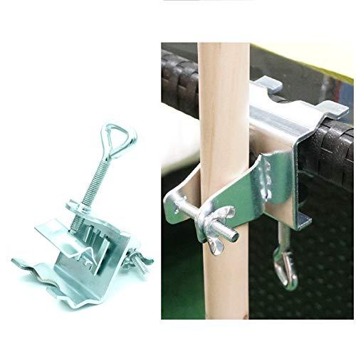 RDI Soporte de sombrilla con pinza para sombrilla en balcón o mesa