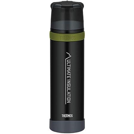 THERMOS(サーモス) 山専用ステンレスボトル900ml FFX-901 (マットブラック(MTBK))
