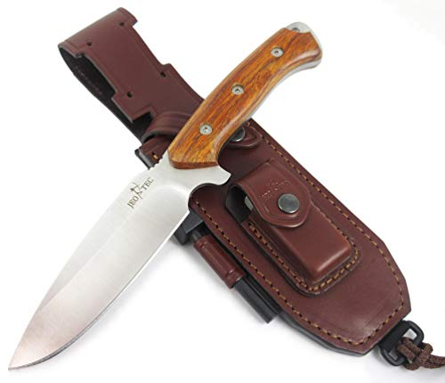 JEO-TEC Nº15: Outdoor/Survie/Couteau de Chasse -...