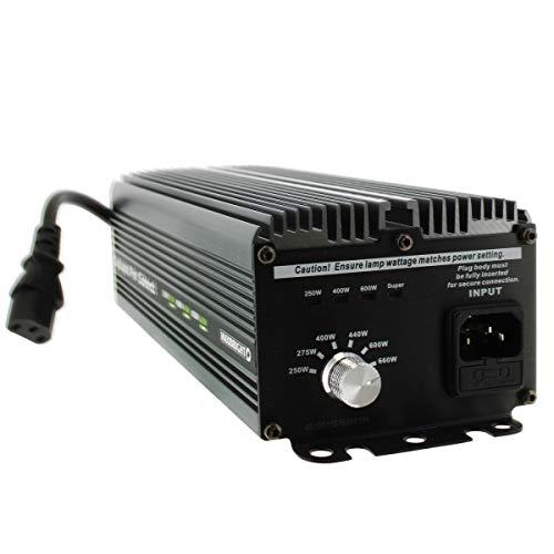 Ballast électronique 600W PRO SELECT -DIGILIGHT