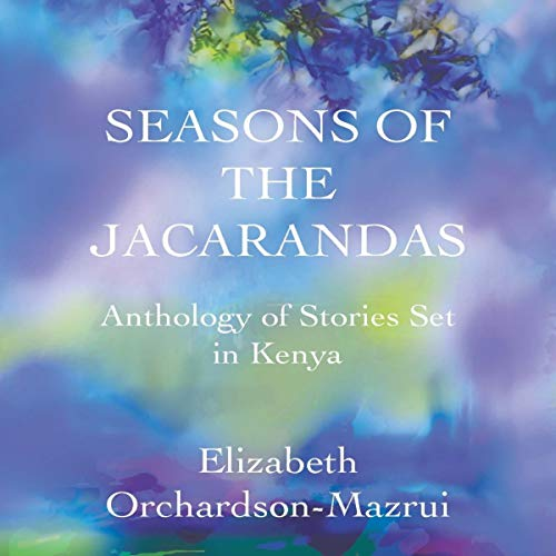 Seasons of the Jacarandas audiobook cover art