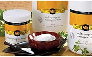 lotus white glow massage cream