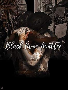 777 Tri-Seven Entertainment Black Lives Matter Poster for Walls Love Not Hate Art Print  18 x24   Multicolor  BLMPFWLNHAP1824