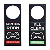 Framan Colgador para Puertas o Poming de Do Not Disturb Modelo Gaming Room