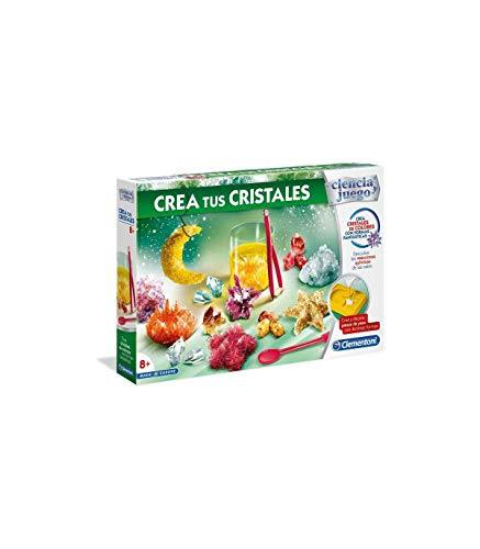 Clementoni - Juego Crea tus cristales (55288) , color/modelo