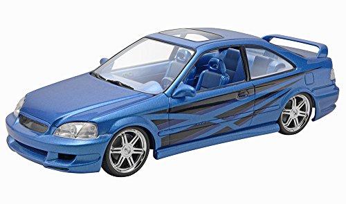 Revell/Monogram Fast & Furious Honda Civic Si Coupe Model Kit