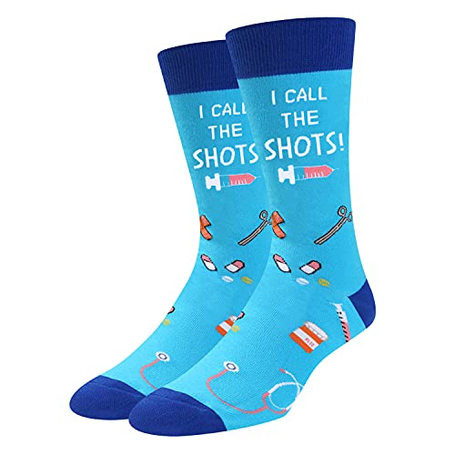 Funny Medical Student Socks