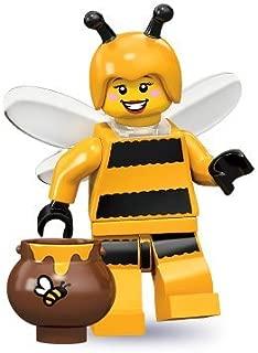 Lego 71001 Series 10 Bumblebee Girl Opened