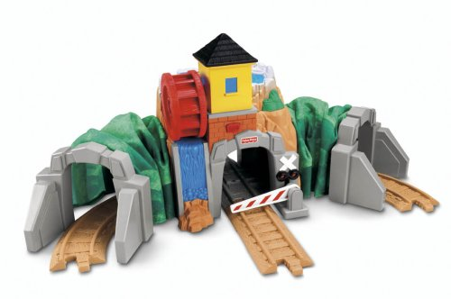Fisher-Price GeoTrax Rail & Road System - Rocky Falls Tunnel