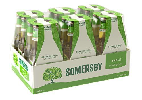 Somersby Apple Cider (24 x 0.33 l) Glas