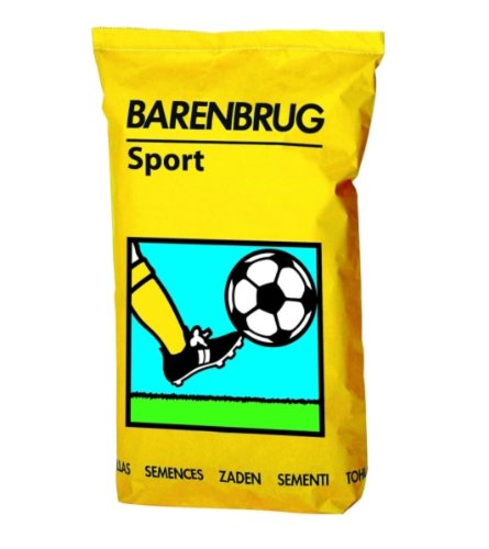 Rasensamen Barenbrug Sport 25 kg - Great in Grass - Grassamen Sportrasen Spielrasen