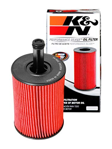 K&N Premium Oil Filter: Designed to Protect your Engine: Fits Select 2001-2014 VOLKSWAGEN/AUDI/SEAT (Beetle, Golf, Jetta, CC, Bora, Passat, Eos, Eurovan, R32, A3, Quattro, TT, Alhambra), PS-7031