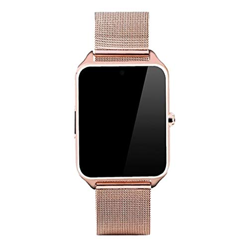 ZChun Smart Watch for Women, Z60 Smart Watch for Men Fitn Bracelet IP67 Waterproof wi SIM Card Slot Women Smartwatch Clo for Phone
