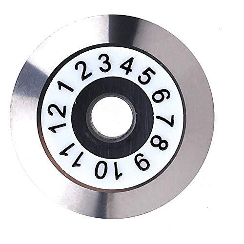 La fibra 贸ptica 1PC Cleaver Herramienta FC-6S 12 Superficie cuchilla de la fibra 贸ptica...