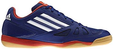 Adidas TT10 Chaussures de tennis de table, dunkelblau - weiß - rot ...