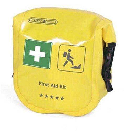 Ortlieb Erste Hilfe Set Safety Level Ultra-High Trekking, Gelb, 20 x 20 x 11 cm, 3.3 Liter